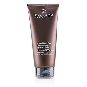 Delarom Moisturising Body Lotion - For All Skin Types To Sensitive Skin - 200ml/6.7oz