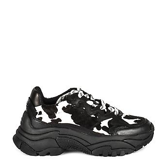 Ash Footwear Addiction Black And White Sneakers