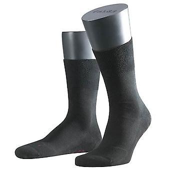 Falke kjøre Ergo Midcalf sokker - svart