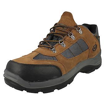 男装高规格安全徒步低安全靴