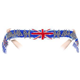 Def Leppard - Union Jack's Scarf