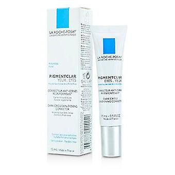 La Roche Posay Pigmentclar Eyes Dark Circle Skin-evening Corrector - For Sensitive Eyes - 15ml/0.51oz