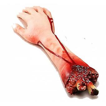Cut Off Arm.