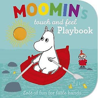 Moomin اللمس ويشعر اللعب التي توف جانسون-كتاب 9780141352633