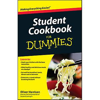 Student Cookbook For Dummies by Oliver Harrison - 9780470747117 Book