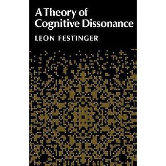 Teoria huoliaan Leon Festinger - 9780804709118 Bo