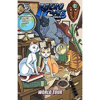 Sankari kissat tähtien City - World Tour - Volume 4 Omaka Schultz - Ry