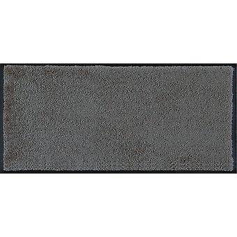 lavagem + seca mini esteira Smokey com níveis de armazenamento de sapato borda mat tapete lavável
