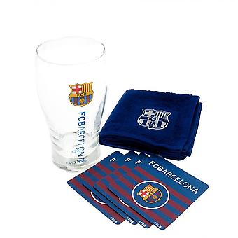 FC Barcelona Official Mini Bar Set