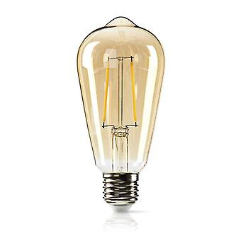 Dimming ST64 E27 LED Retro incandescent Bulb-5.4 W