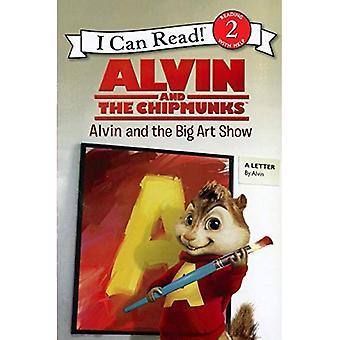 Alvin und die Chipmunks: Alvin und die große Kunstmesse (ich kann Bücher lesen: Stufe 2)