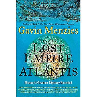 Det förlora riket Atlantis: historiens största mysterium avslöjas