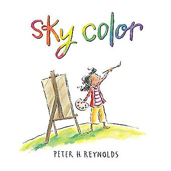 Sky färg