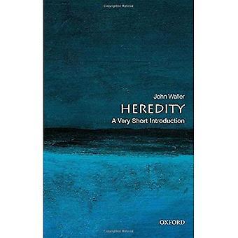 Hereditariedade: Uma introdução muito curta (introduções muito curtas)