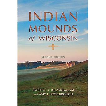 Tumulus Indiens du Wisconsin
