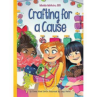 Artisanat pour une Cause (Maddy Mcguire, directeur général)
