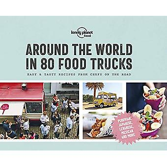 Around the World in 80 camions de nourriture (Lonely Planet)