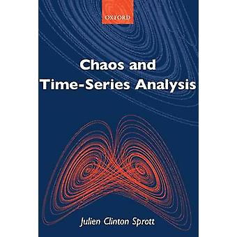 Chaos and TimeSeries Analysis by Sprott & J. C.