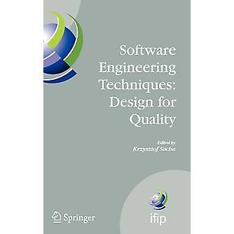 Software-Engineering-Techniken-Design für Qualität von Sacha & Krzysztof