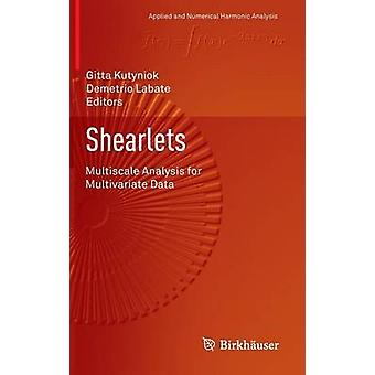 Shearlets  Multiscale Analysis for Multivariate Data by Kutyniok & Gitta