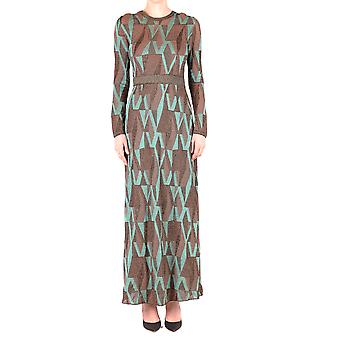 Missoni Ezbc091016 Women's Multicolor Nylon Dress