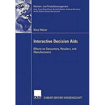 Decisione interattiva aiuta gli effetti sui consumatori rivenditori e produttori di Mazar & Nina