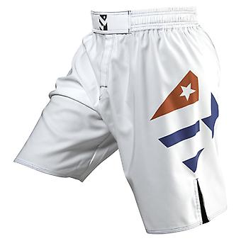 Form Athletics Mens Pride Fight Shorts - White