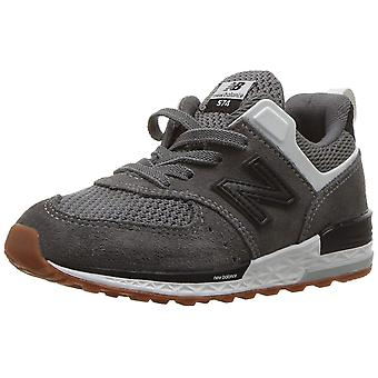 New Balance Baby Boy 574v1 Pull On Sneakers