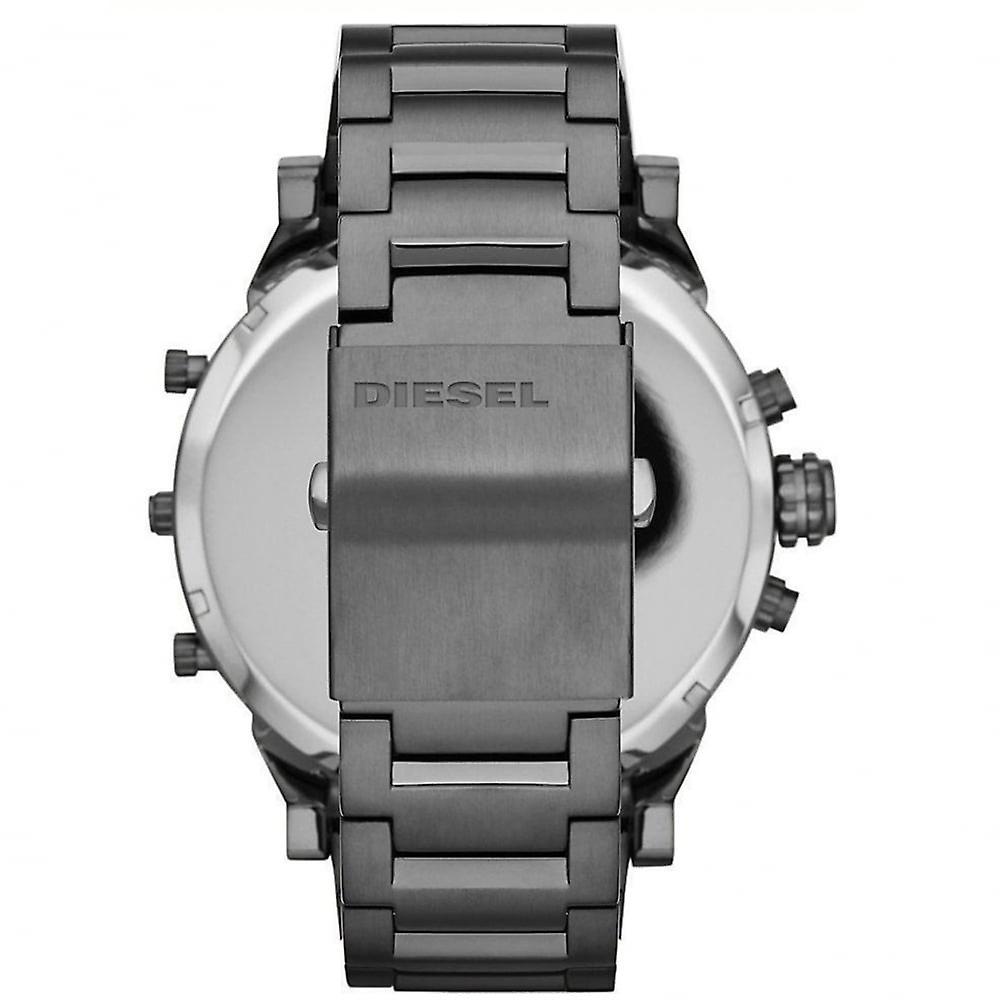 Diesel Dz7315 Daddy 2.0 Gunmetal Grey Chronograph Men's Watch