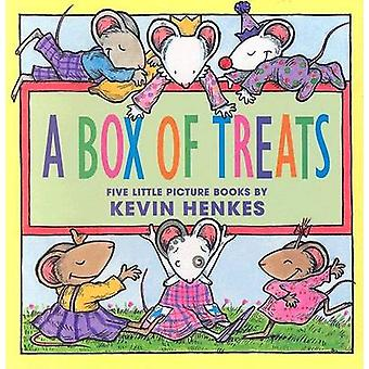 A Box of Treats - Five Little Picture Books about Lilly and Her Friend