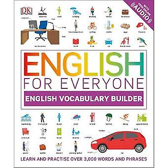 English for Everyone - English Vocabulary Builder by DK - 978024129987