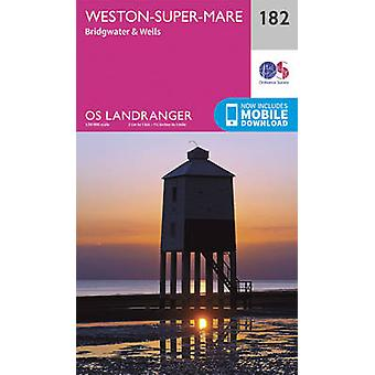 Weston-Super-Mare - Bridgwater & Wells by Ordnance Survey - 978031926