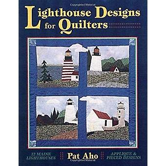 Lighthouse Designs for Quilters Book