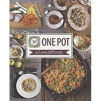 On the Table in 30 Minutes - One Pot - 9781472344397 Book