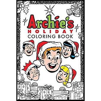 Archie's Holiday Coloring Book by Archie Superstars - 9781682558713 B