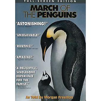 Marcia dei pinguini [DVD] Stati Uniti importare