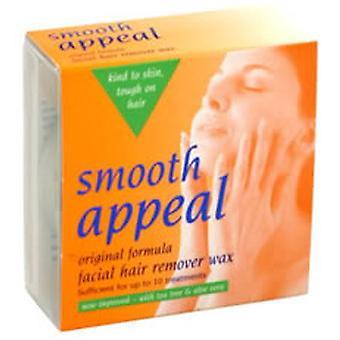 Formule originale - Appel de cheveux faciaux de cire lisser