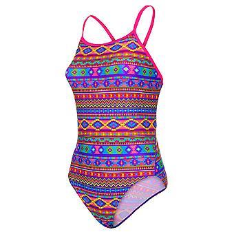 Maru Aztek Wonder Pacer SWIFT dos maillots de bain pour les filles