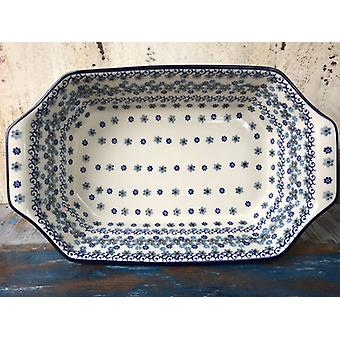 Baking dish 36 x 21.5 x 9 cm, winter garden, BSN J-4615