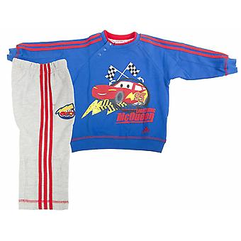 Adidas Infant Tracksuit New Disney Pixar Lightning McQueen O05273