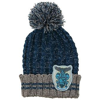Harry Potter Ravenclaw Heathered Pom Beanie