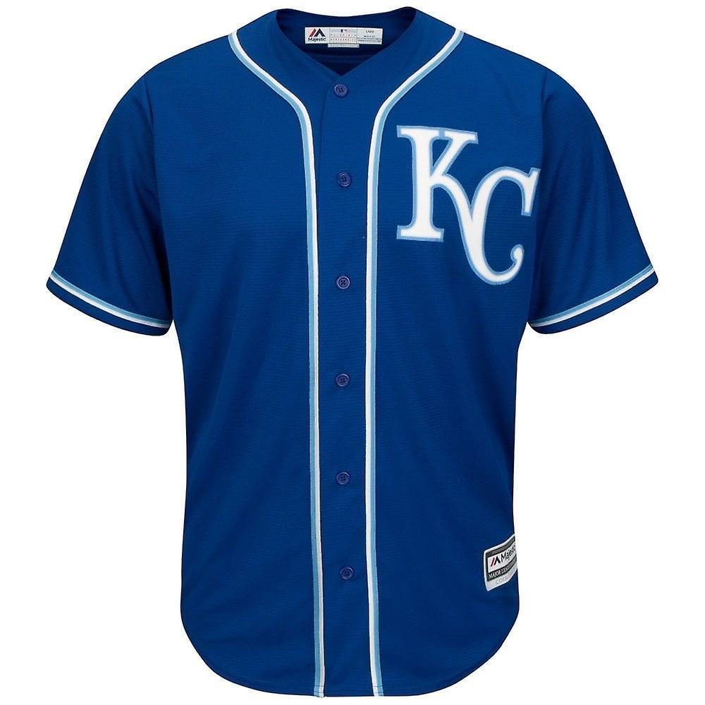 Majestic Athletic Mlb Kansas City Royals Cool Base Alternate Jersey