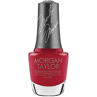 Morgan Taylor Forever Marilyn 2019 Nagellack Kollektion - klassische rote Lippen 15ml (3110358)