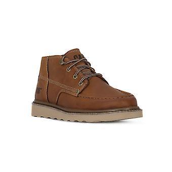 Cat larsen dark beige boots / boots