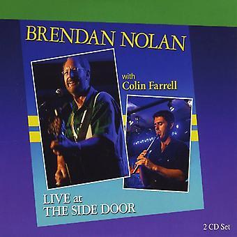 Brendan Nolan - Brendan Nolan mit Colin Farrell Live auf der Seite [CD] USA import