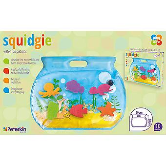 Squidgie Water Fun Pat Mat