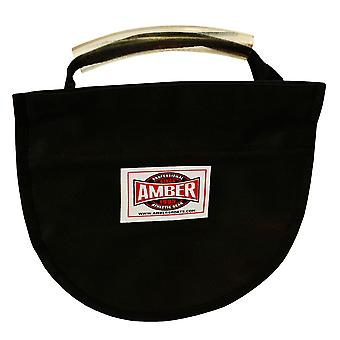 Amber Athletic Gear Discus & Shot Put Carrier Bag for Track & Field Equipment For 1 Discus or Shot