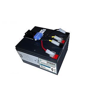 Vervangende UPS batterij compatibel met APC SLA48