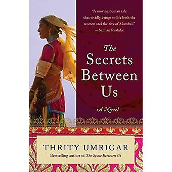 Secrets Between Us by Thrity Umrigar