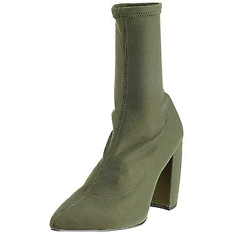 Kenneth Cole New York Womens alora Suede apontou botas de moda tornozelo